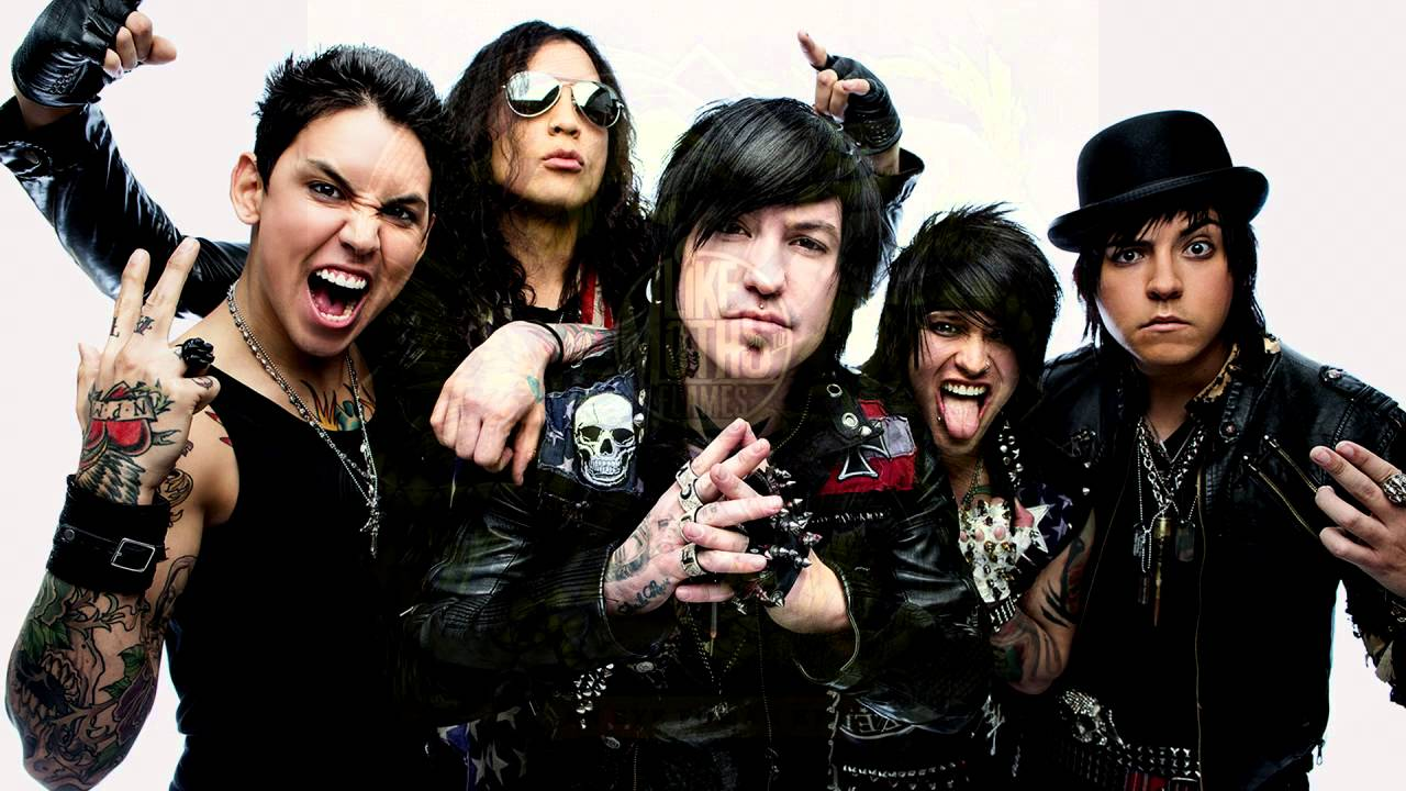 Falling In Reverse Desktop Wallpaper Top 10 Metal Post Hardcore Metalcore Deathcore Bands