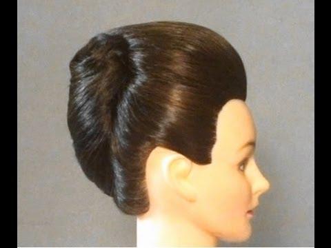 """Прически на длинные волосы : """" Ракушка"""""""