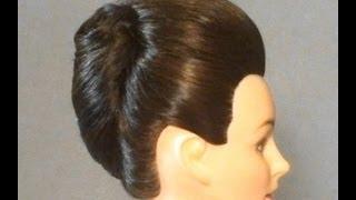 Прически на длинные волосы :