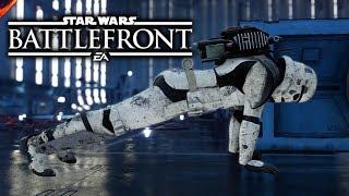 Star Wars Battlefront - Funny Moments #10 luke fails