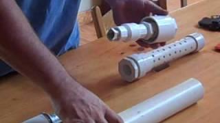Deep well cylinder