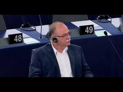 Παπαδημούλης Ολομέλεια - Πολιτική Συνοχής