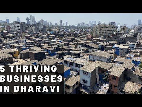 5 Thriving Businesses in Dharavi | Largest slum in India | Toppie5