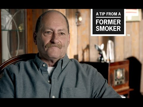 CDC: Tips From Former Smokers - Brian: There's Hope