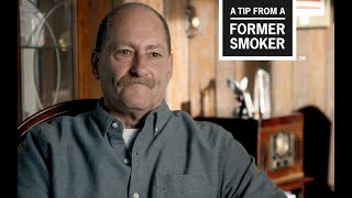 CDC: Tips From Former Smokers - Brian H.: There's Hope