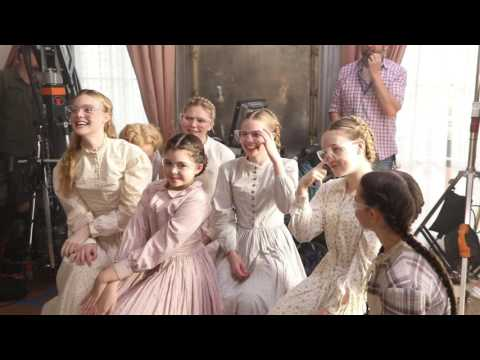 The Beguiled: Behind the Scenes Movie Broll 2 of 4