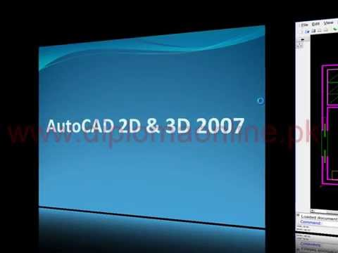 AutoCad online free course