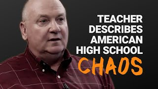 "Teacher Describes an American High School: ""Chaos"""