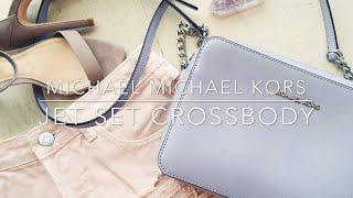 ОБЗОР сумки Michael Kors Jet Set Crossbody