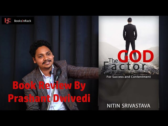The God Factor by Nitin Shrivastav | #Book Review By #Prashant Dwevedi | #Nai_Kitab | नई किताब