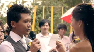 Daryl and Clarisse SDE - Wedding Video Singapore - Cream Pictures Thumbnail