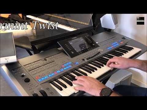 Medley: Lets Twist Again / Peppermint Twist / Rock around The Clock