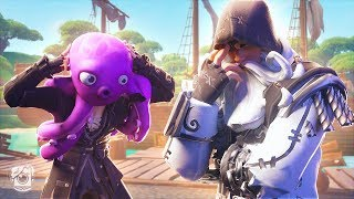 THE PIRATE MEETS HIS DAD! (A Fortnite Short Film)