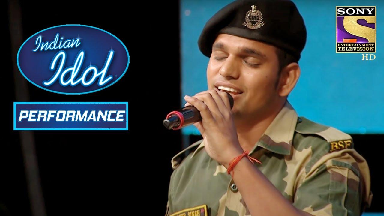 Download ये Army Man के गाने से भावुक हुए Judges | Indian Idol Season 10