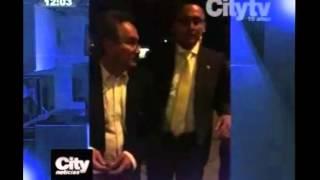 CityNoticias: Según informe de patrullero, hijo del magistrado los agredió
