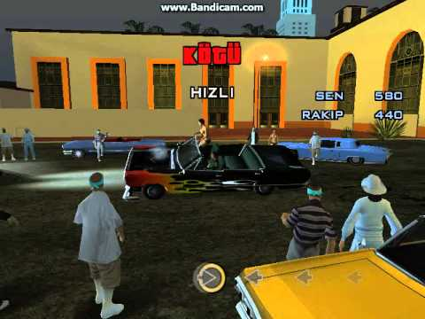 gta san andreas - bÖlÜm 9 - araba ziplatma - youtube