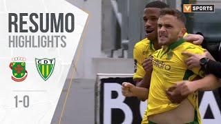 Highlights   Resumo: Paços de Ferreira 1-0 Tondela (Liga 19/20 #11)