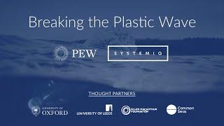 Breaking the Plastic Wave (follow-up webinar)