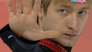Evgeny PLUSHENKO RUS Free Skate Olympic Games Torino 2006