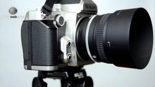 Nikon DF. Видео тест