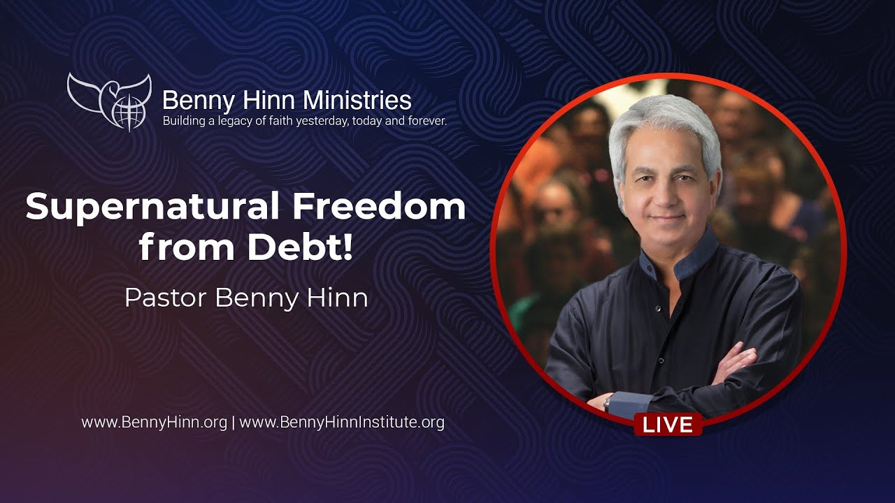 Download Supernatural Freedom from Debt!
