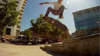 Deftones - Pink CellPhone (skate & longboard music video)