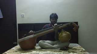Jeans Theme Song (Ni Sa Ri Sa) on Veena
