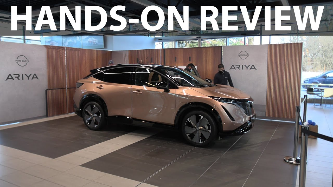 Nissan Ariya review
