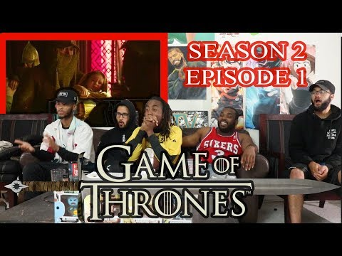 Game of Thrones Season 2 Episode 1 Review/Reaction