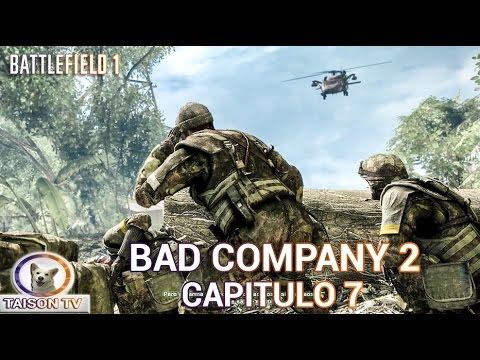 Battlefield Bad Company 2 Modo Historia Capítulo 7 El Final se acerca