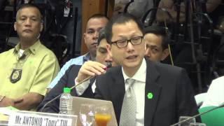 Antonio Tiu can't prove ownership of Batangas property