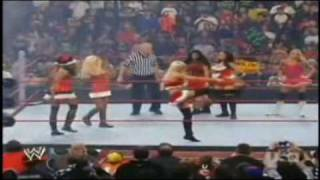 WWE Raw 12/21/09 Part 1 (HQ)