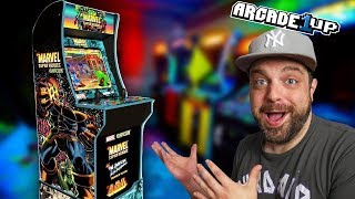 Is The Marvel Super Heroes Arcade1Up Worth It?