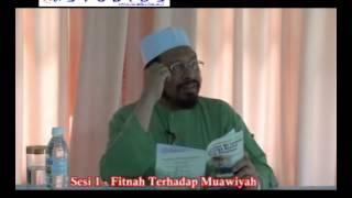 PEMURNIAN SEJARAH : Fitnah Terhadap Muawiyah