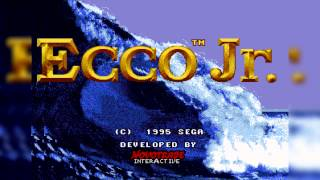 The Best of Retro VGM #384 - Ecco Jr. (Mega Drive/Genesis) - Password Entry