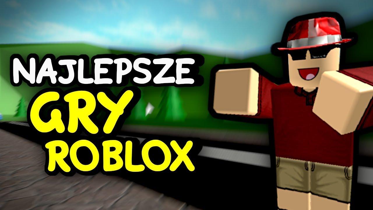 Download 5 NAJLEPSZYCH GIER w Roblox #4 + DARMOWE ROBUXY!