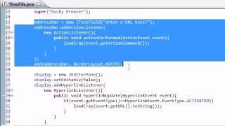 Intermediate Java Tutorial - 36 - loadCrap