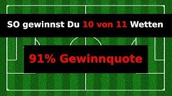 91% Gewinnquote bei Sportwetten mit der Asian Power Strategie 😱💸