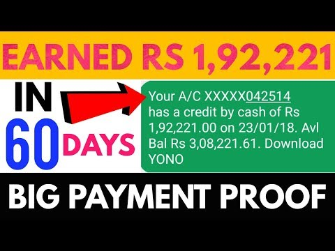 Earn 1,92,000+ Real Money In Bank Or Paytm By Wooplr (100% Real Proof)