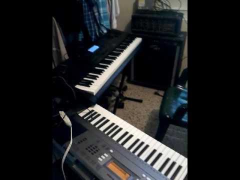 comparacion piano casio wk6600 y yamaha psr e353 youtube. Black Bedroom Furniture Sets. Home Design Ideas