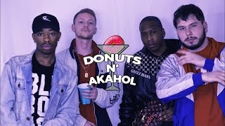 """""""DEDICATION"""" f/ EXQUISITE - S2E06 - DONUTS N AKAHOL EXCLUSIVE INTERIVEW NEVER LANDING"""