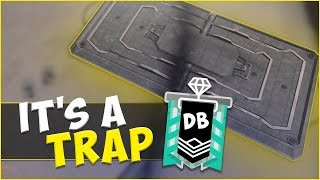 The Most Devastating Frost Trap Ever ( Rainbow Six : Siege )