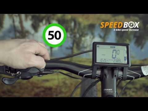SpeedBox2 für Giant 2017-2018 E-Bike Tuning Chip Pedelec Tuning