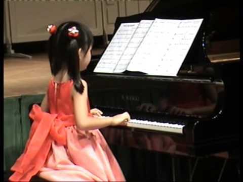 Beauty and the Beast (kids piano)