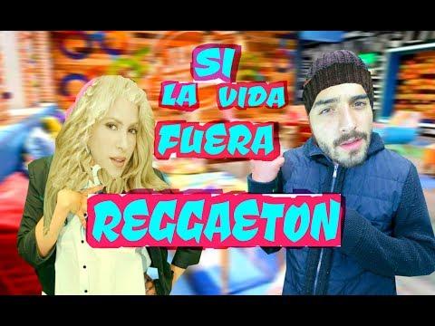 REGGAETON EN LA VIDA REAL - El musical | Palomitas Flow