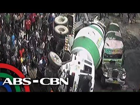 Bandila: QC pinakamaraming naitalang aksidente sa kalye noong 2016 ayon sa MMDA