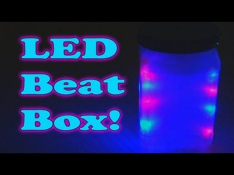 led beat box youtube rh youtube com Compressor Wiring Diagram White Riding Mower Wiring Diagram