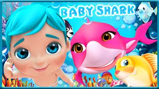Baby Shark Dance at the Aquarium  +The BEST SONGS For Children - Viola Kids Songs [HD]