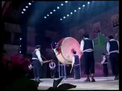 2009 Hmoob Suav Xyoo Tshiab Hauv Wenshan(Paj Tawg Lag) Lub Xeev Yunnan