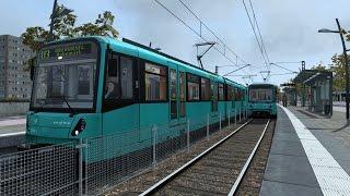 Lets Play Train Simulator 2015 U-Bahn Frankfurt Linie U3 (Folge 56)